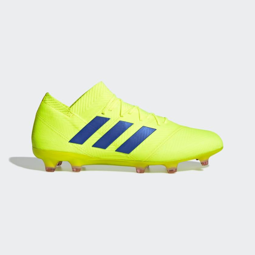 Чоловічі футбольні бутси Adidas Nemeziz 18.1 FG BB9426  4fc72080256c1